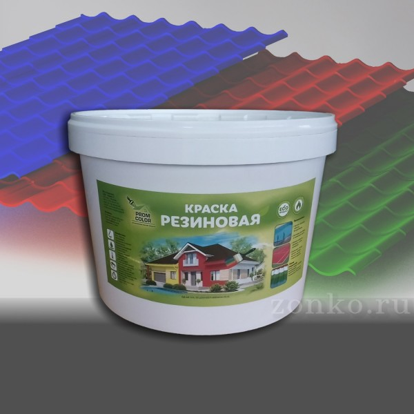 краска фасадная морозостойкая для наружных работ купить