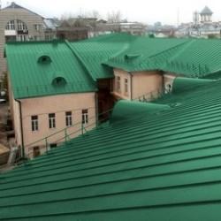 Краска для крыши